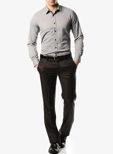 Asymmetry Gömlek Siyah